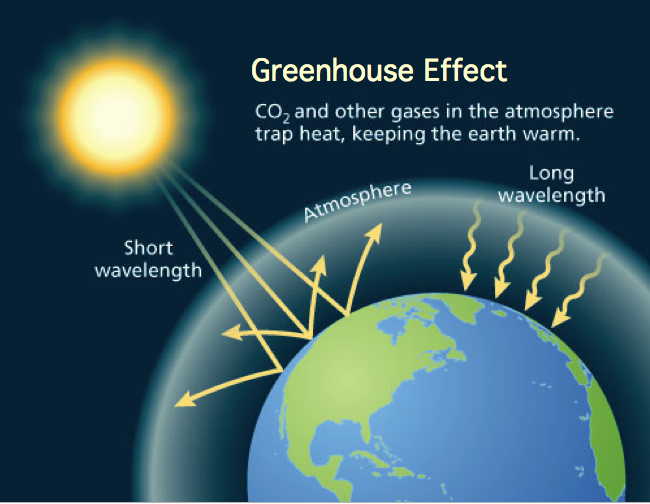 Essay on global warming effects on earth from solar